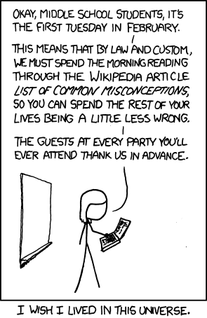wiki misconceptions xkcd