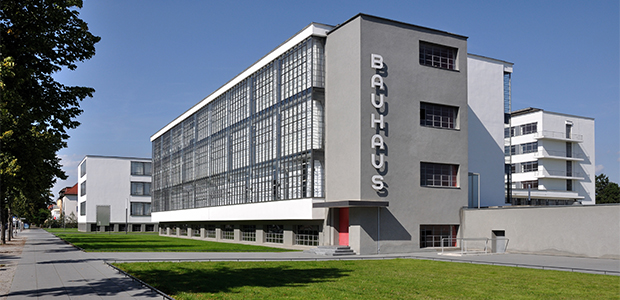 Bauhaus building architecture