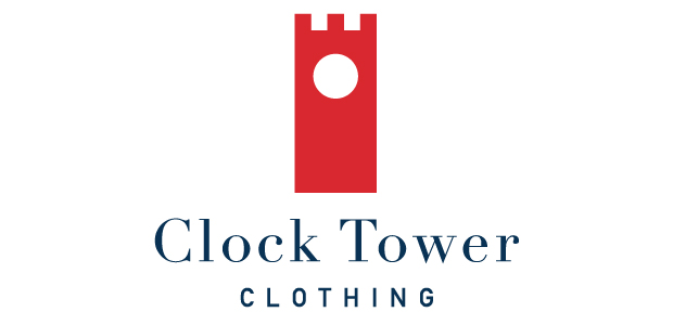 Clock Tower Clothing Collection Logo