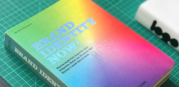 Brand Identity Now Taschen Book by Julius Wiedemann